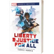 Marvel Xavier's Institute : Liberty & Justice For All