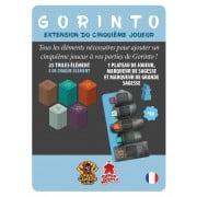 Gorinto - Extension du cinquième joueur