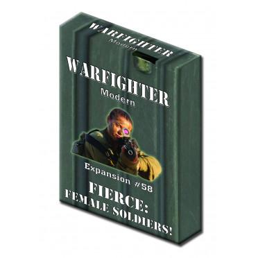 Warfighter Modern - Expansion 58 - Female Soldiers