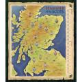 Hammer of the Scots - Deluxe Neoprene Map 0