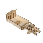 Legendary Dice Thrower Crossbow with Athena's Temple