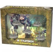 Battle Tech Elemental Star