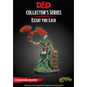 D&D - Dungeon of the Mad Mage - Ezzat the Lich