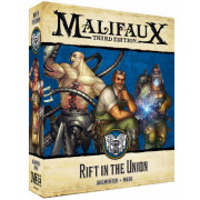 Malifaux 3E - Arcanists - Rift in the Union