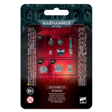 W40K : Adeptus Astartes Deathwatch - Upgrades Pack