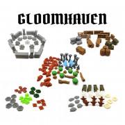 Set d'Upgrades - Gloomhaven