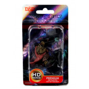 D&D Icons of the Realms Premium Figures - Male Tortle Monk