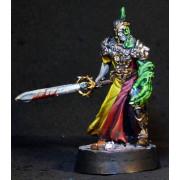 Alkemy - Avalon - Knight-Errant Mordren de Klarmen