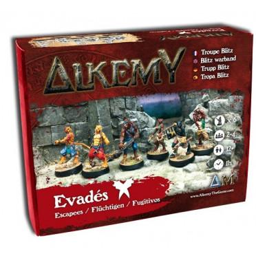 Alkemy - Escapees - Escapees Blitz Box Warband