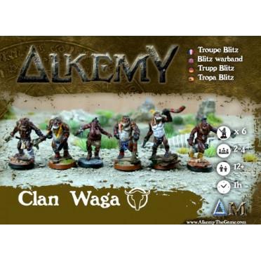 Alkemy - Aurlok - Waga Blitz Warband