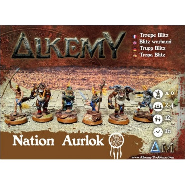 Alkemy - Aurlok - Troupe Blitz Aurlok