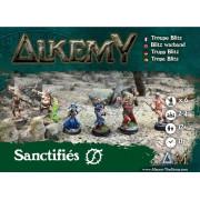 Alkemy - Aurlok -  Sanctified Blitz Warband