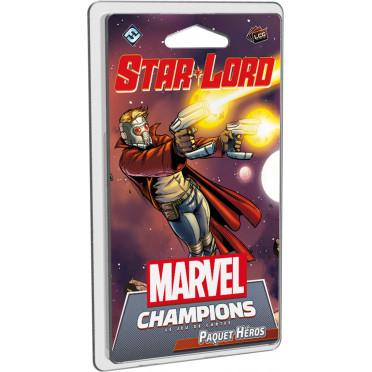 Marvel Champions : Le Jeu de Cartes - Star Lord