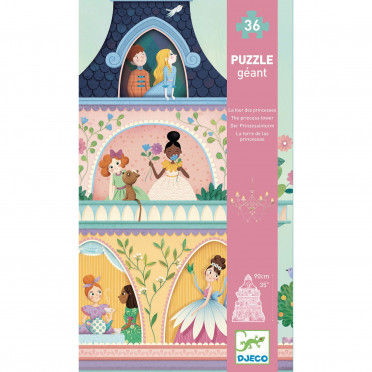Puzzle : La Tour des Princesses