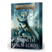 Age of Sigmar : Warscroll Cards: Lumineth Realm-lords