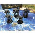 Battletech Clan Command Star 1