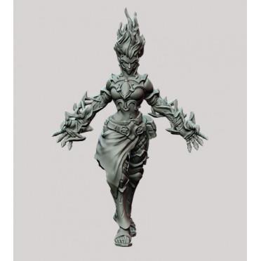 Female Storm Giant