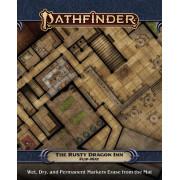 Pathfinder Flip-Mat: The Rusty Dragon Inn
