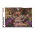 Puzzle - Monet - Giverny - 1000 pièces 0