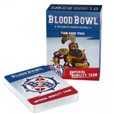 Blood Bowl : Old World Alliance Team Card Pack