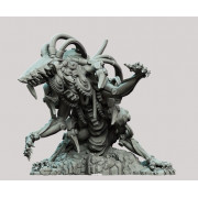 3D Printed Miniatures: Of Flesh and Steel