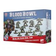 Blood Bowl : Black Orcs Team - The Thunder Valley Greenskins