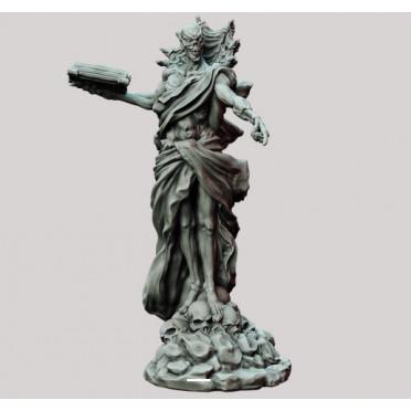 3D Printed Miniatures: Vecna