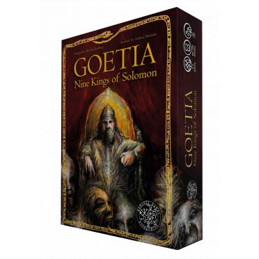 Goetia : Nine Kings of Solomon