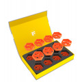 Feldherr Magnetic Box Yellow for Tokens and Small Game Material 1