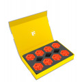 Feldherr Magnetic Box Yellow for Tokens and Small Game Material 2