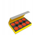 Feldherr Magnetic Box Yellow for Tokens and Small Game Material 3