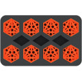 Feldherr Magnetic Box Yellow for Tokens and Small Game Material 5