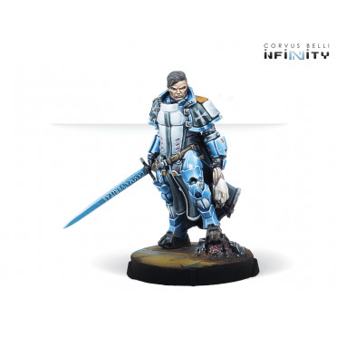 Infinity - Padre-Inquisitor Mendoza