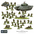 Bolt Action - British & Canadian Army (1943-45) Starter Army 1