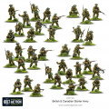Bolt Action - British & Canadian Army (1943-45) Starter Army 2