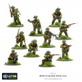 Bolt Action - British & Canadian Army (1943-45) Starter Army 3
