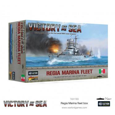 Victory at Sea - Regia Marina Fleet