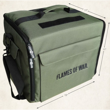 Flames of War Army Bag