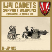 Dust - IJN Cadets Support Weapons