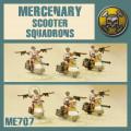 Dust - Mercenary Scooter Squadrons 0