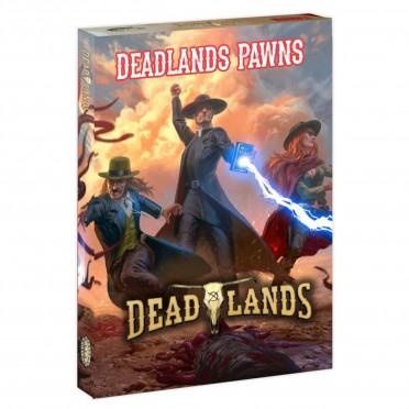 Deadlands The Weird West - Pawns Boxed Set