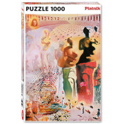 Puzzle - Salvatore Dali - Torero hallucinogène - 1000 pièces
