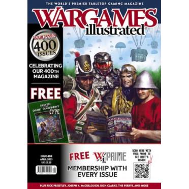 Wargames Illustrated N°400