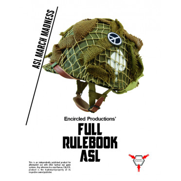 ASL March Madness - Full Rulebook ASL Pack