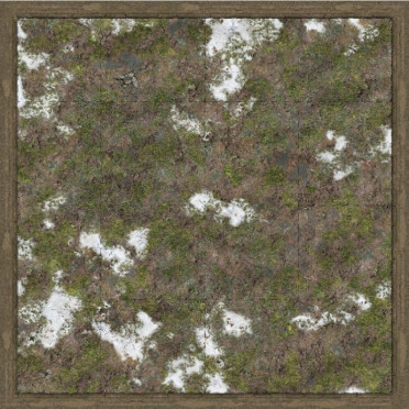 Playmats - Mousepad - Early Spring - 36''x36''
