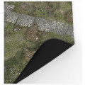 Playmats - Mousepad - Treasure Land - 36''x36'' 1