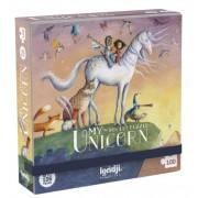 Puzzle - Pocket My Unicorn - 100 Pièces