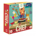 Puzzle - I want to be... Chef - 36 Pièces 0