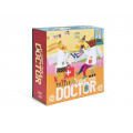 Puzzle - I want to be... Doctor - 36 Pièces 0
