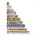Puzzle - 10 Penguins - 55 Pièces 1
